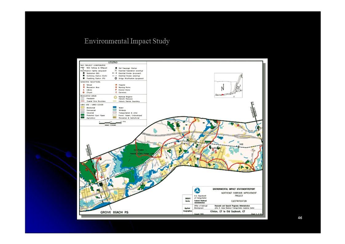 Environmental Impact Study 46