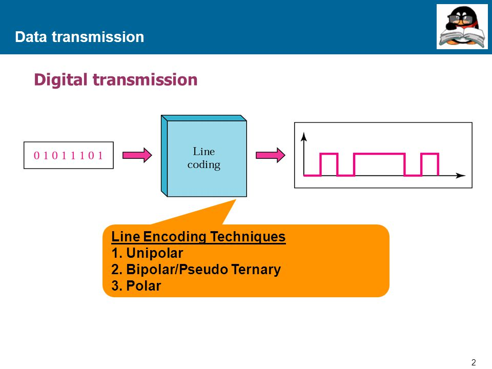 3 Proprietary and Confidential to Accenture Data transmission Unipolar Encoding Unipolar -- Encoding uses only one voltage level
