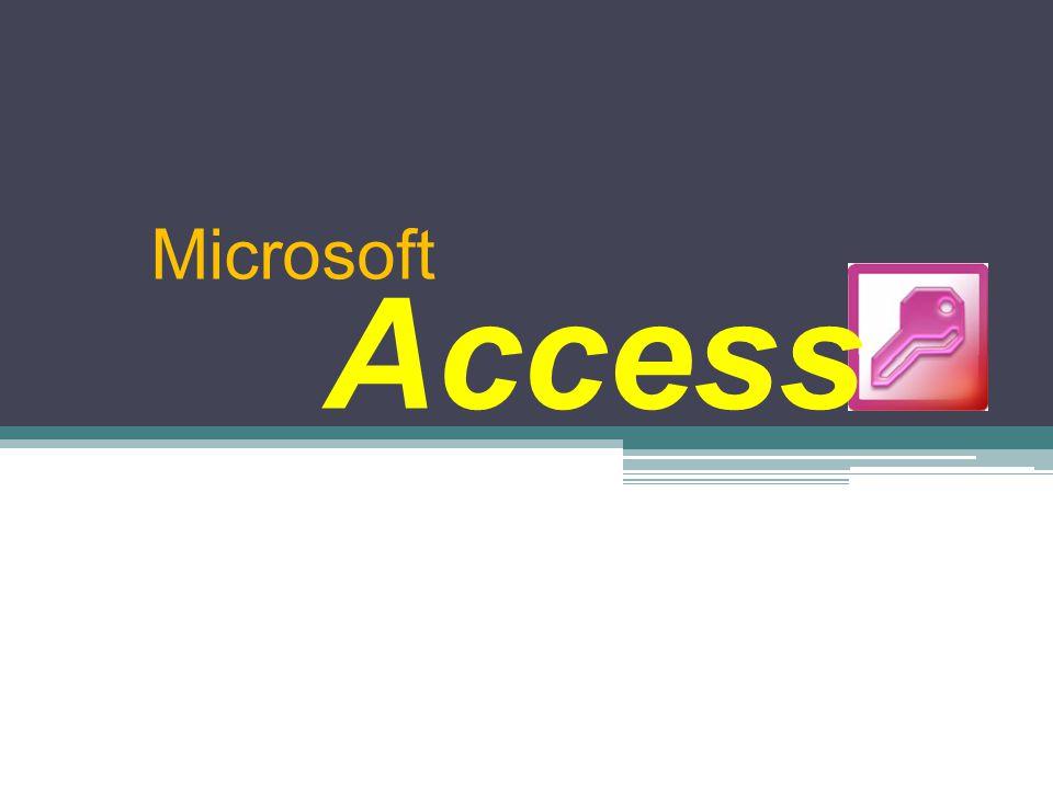 Access Microsoft