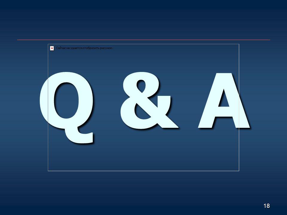 18 Q & A