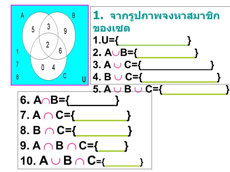 ={1,2,3,4,5,6,7,8}= { }