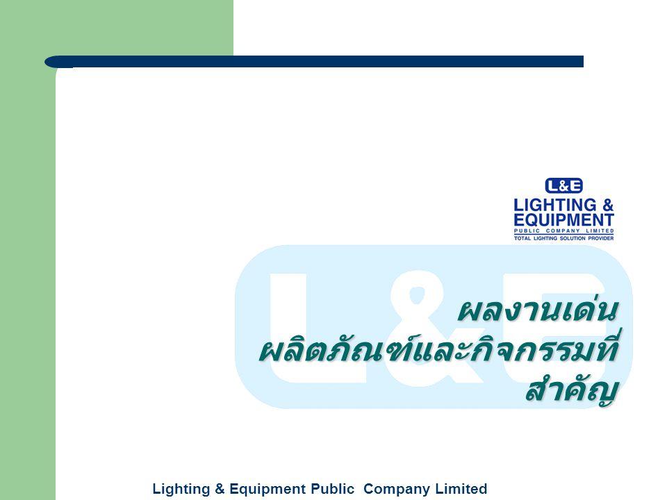 Lighting & Equipment Public Company Limited LIGHT BOX