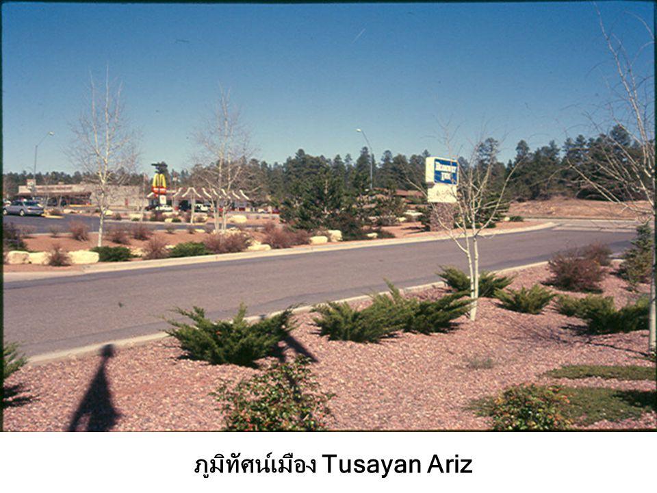 ภูมิทัศน์เมือง Tusayan Ariz