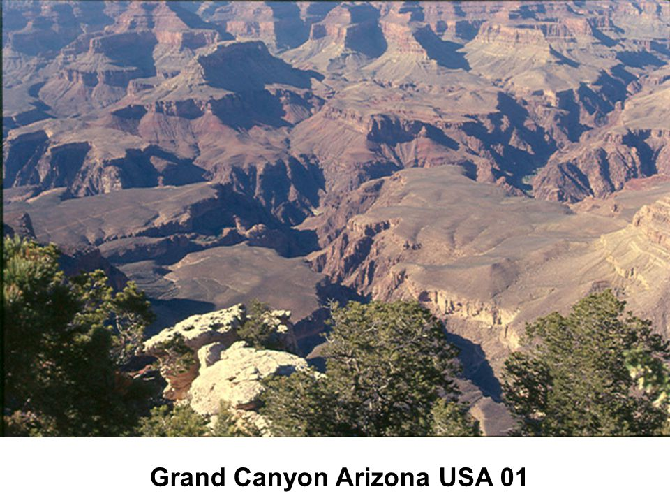 Grand Canyon Arizona USA 01