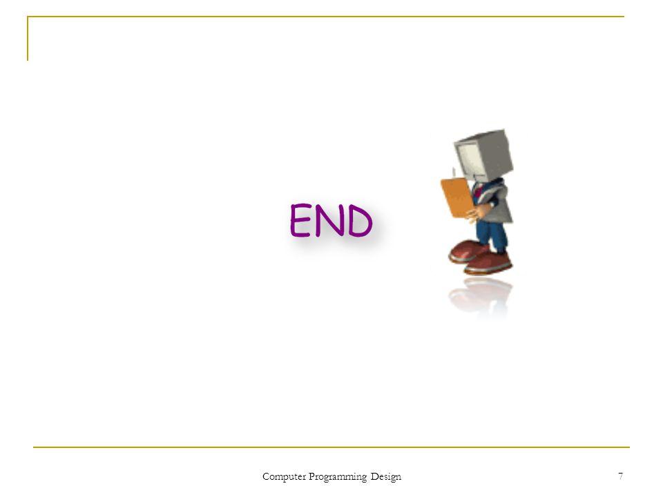 Computer Programming Design 7