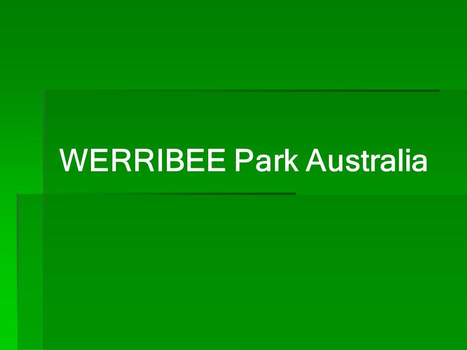 ภูมิทัศน์ใน Park Melbourne Aus