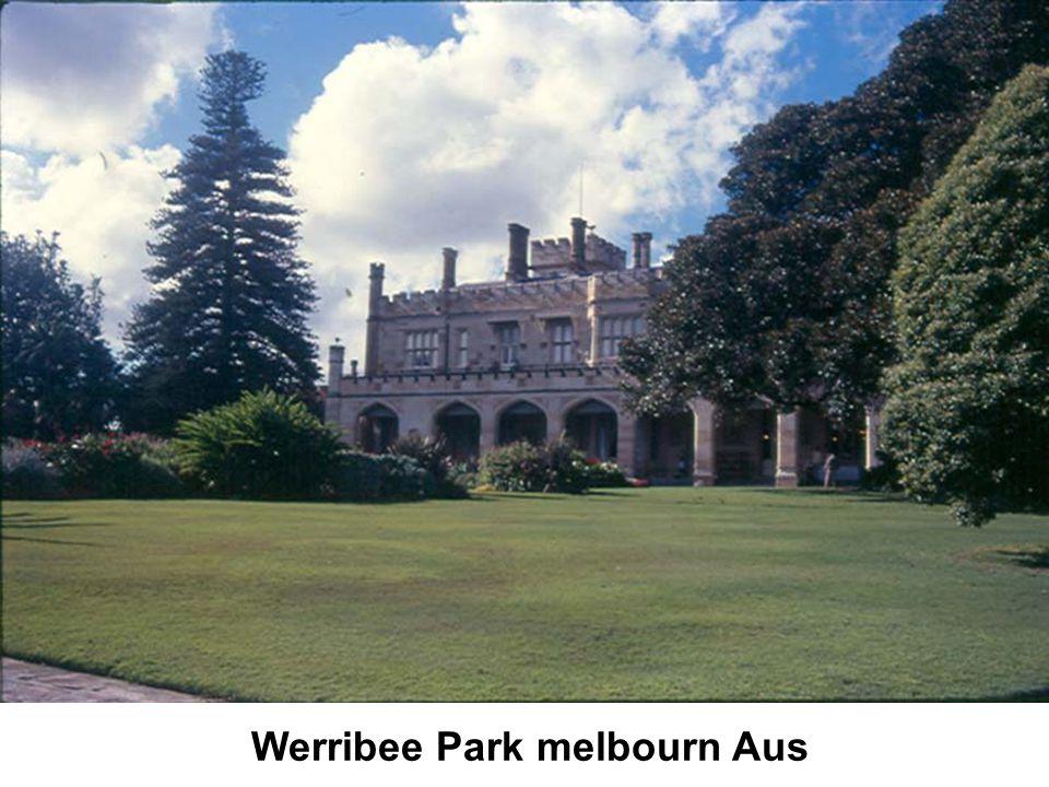 Werribee Park melbourn Aus