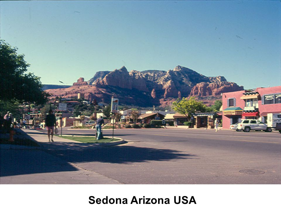 Sedona Arizona USA