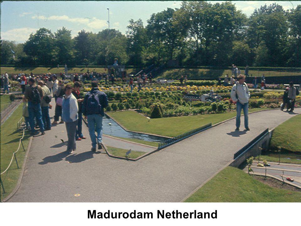Madurodam Netherland