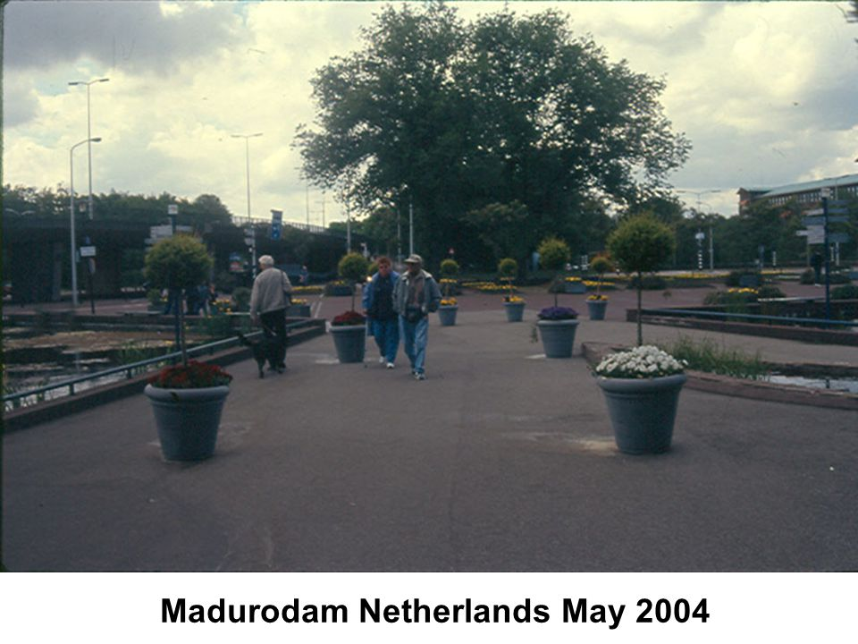Madurodam Netherlands May 2004