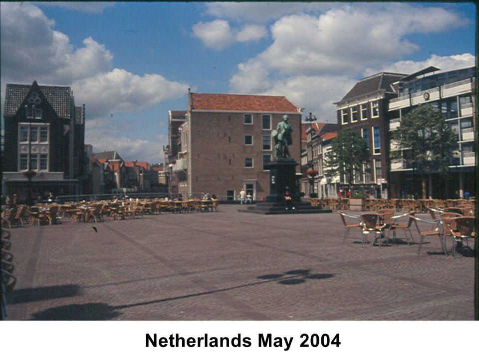 Netherlands May 2004