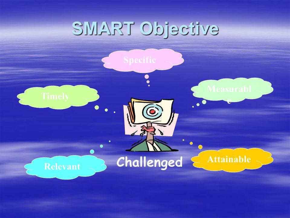 การกำหนดวัตถุประสงค์ของกระบวนการที่จะ ทำการตรวจสอบ พิจารณาความต้องการของผู้ที่ได้รับ ผลประโยชน์จากกระบวนการที่ทำการ ตรวจสอบ โดยทั่วไปจะมี 6 กลุ่ม Obje