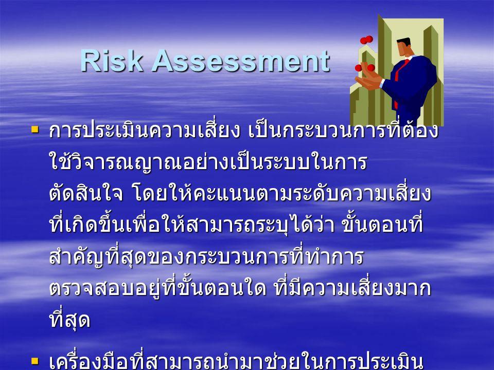 Objective and Risk Identification  Objective: ส่งพิซซ่าถึงลูกค้า ภายใน 15 นาที  Objective: จ่ายเงินทันเวลา  Objective: เพื่อไม่ให้ของสูญ หายในระหว่