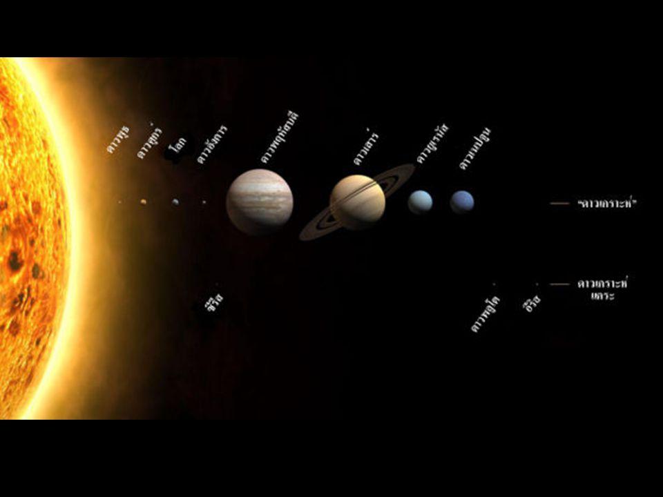 ดาวเนปจูน หรือ ดาวเกตุ มีดวงจันทร์เป็นบริวาร 8 ดวง