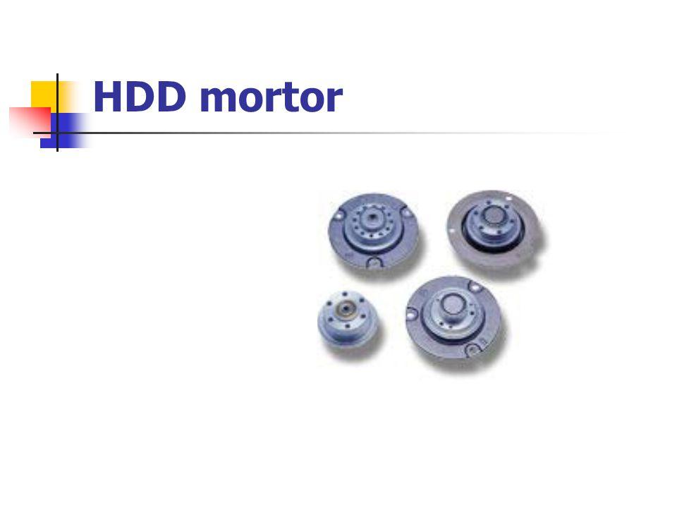 HDD mortor