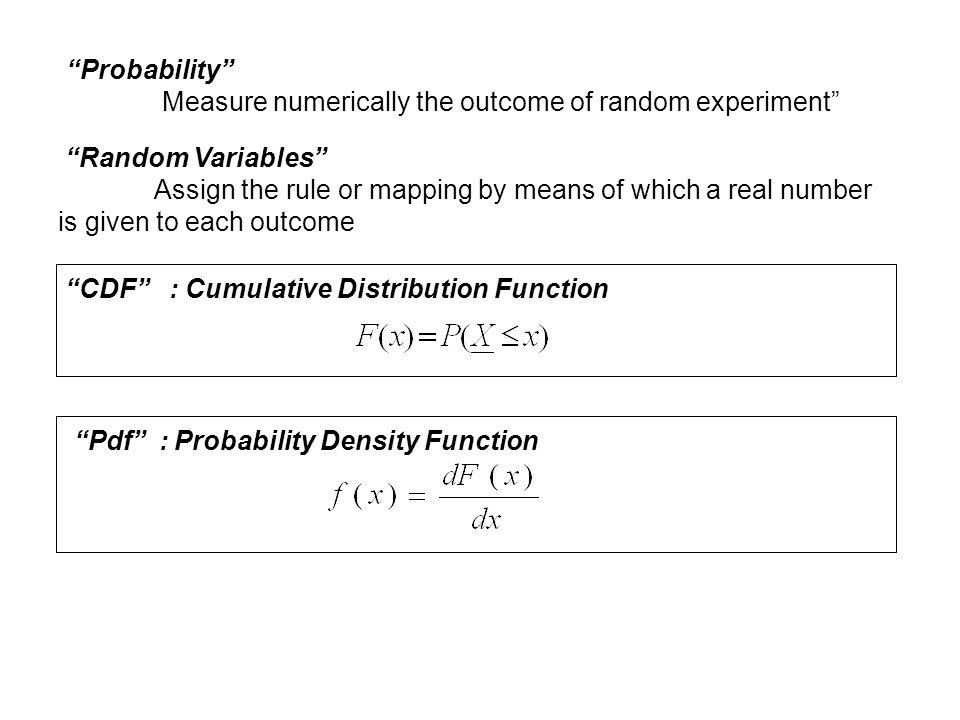 Joint Gaussian Random Variables Random Variables X 1,X 2,X 3,..,X n are jointly gaussian if their joint PDF is  ij = cofactor for the elememt  ij |K| = determinant of matrix K