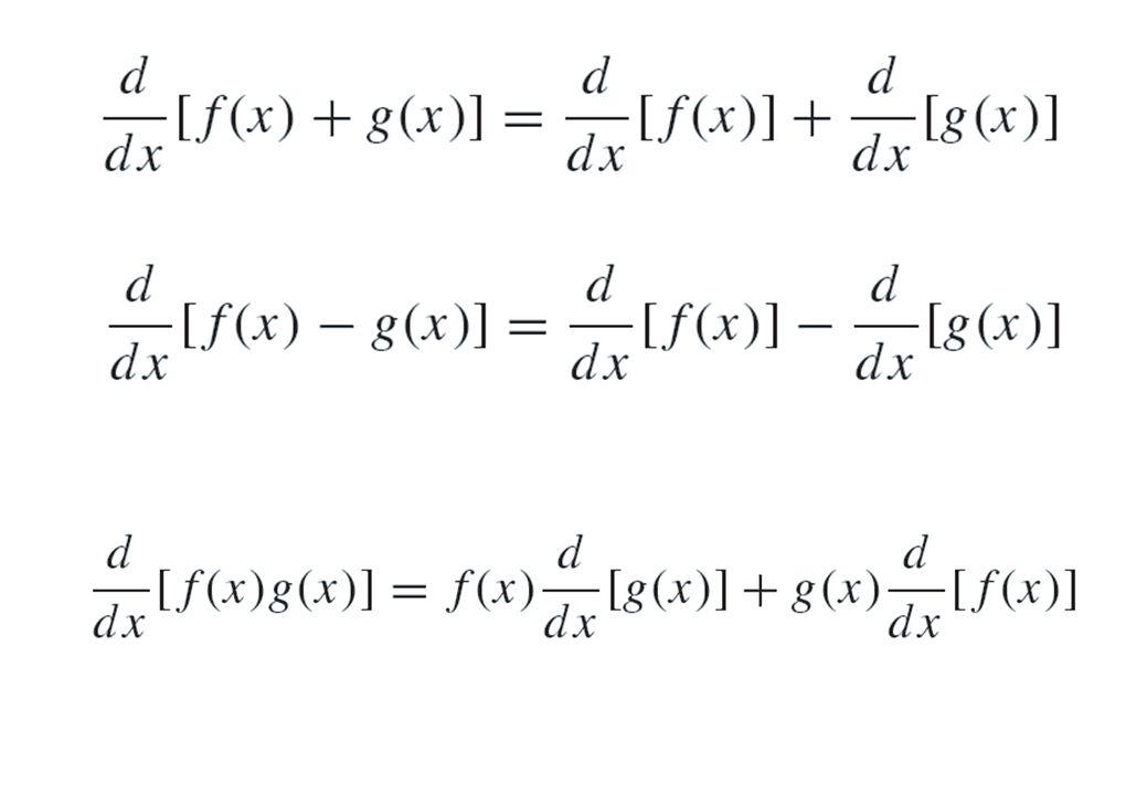 การหาปริพันธ์ (Integration) ถ้าฟังก์ชัน F(x) มีอนุพันธ์คือ f(x) หรือก็คือ เราเรียกฟังก์ชัน F(x) ว่าเป็นปฏิยานุพันธ์ (antiderivative) ของ f(x) เช่น x 2 เป็นปฏิยานุพันธ์ ของ 2x เช่น sin x เป็นปฏิยานุพันธ์ ของ cos x เช่น (sin x)+10 เป็นปฏิยานุพันธ์ ของ cos x