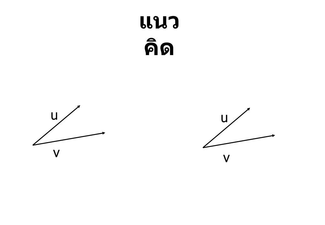 u v u v แนว คิด