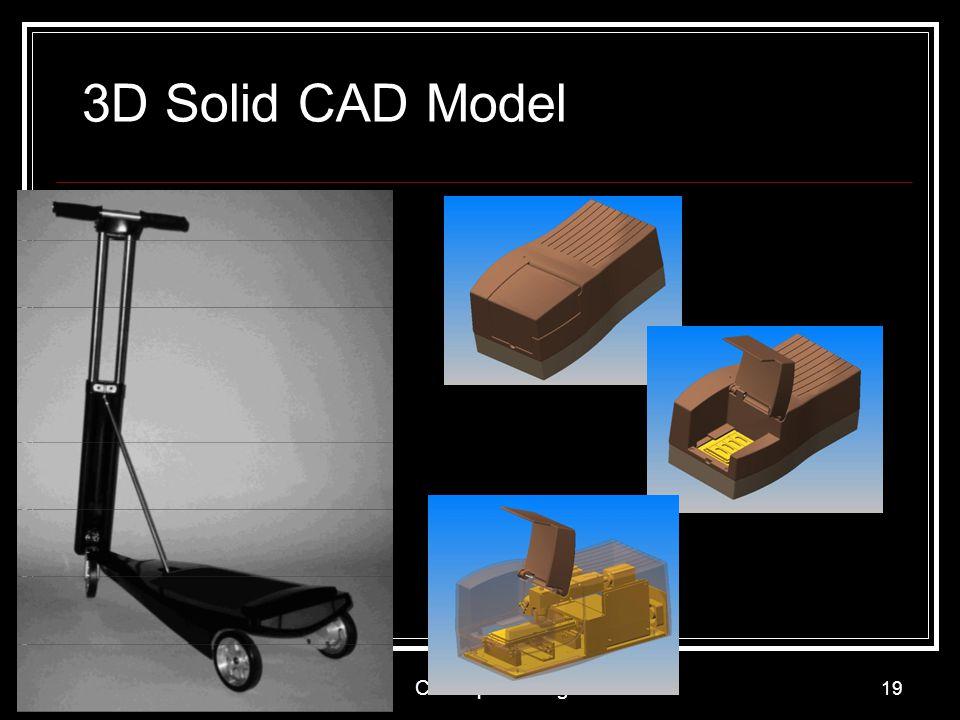 Concept Testing 19 3D Solid CAD Model