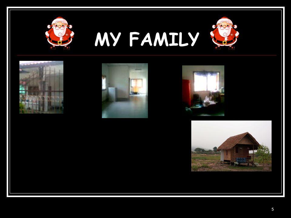 5 MY FAMILY