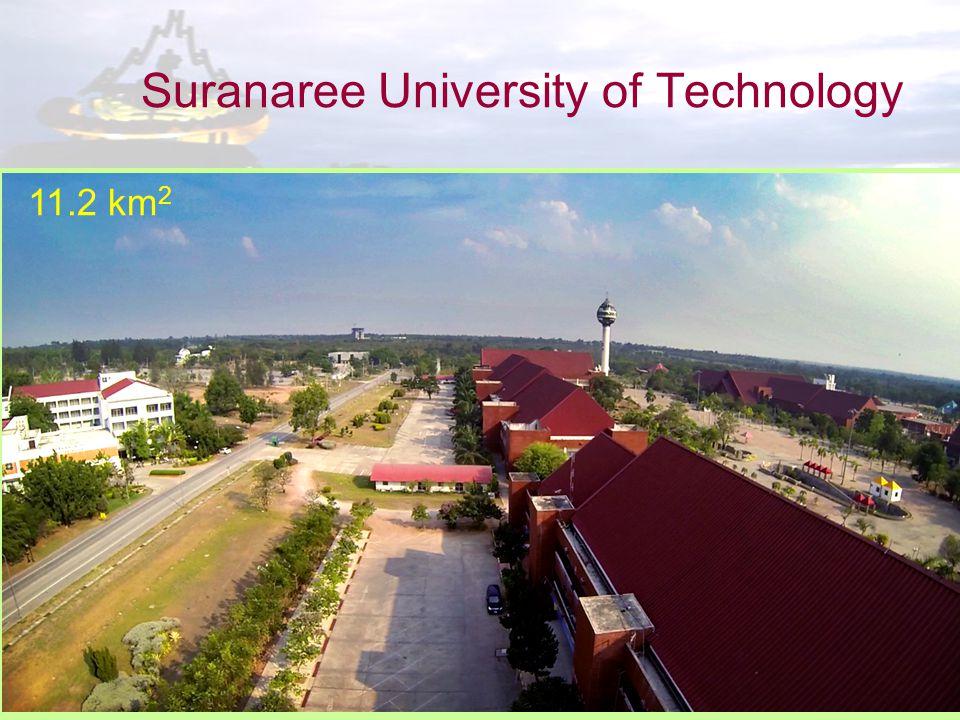 Suranaree University of Technology 11.2 km 2