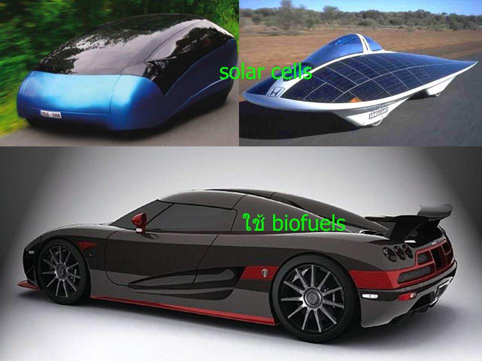 ใช้ biofuels solar cells