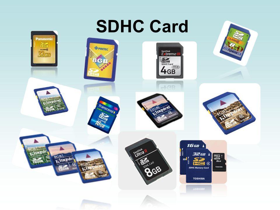 คำแนะนำ ก่อนที่จะซื้อการ์ดชนิดนี้ต้องตรวจสอบว่า อุปกรณ์ของคุณรองรับ SDHC Card หรือไม่ ราคาจะขึ้นอยู่กับแต่ละระดับของความเร็ว ( แต่ ละยี่ห้อก็ราคาไม่เท่ากัน ) SDHC 4 GB Class4 ราคาประมาณ 450 บาท SDHC 8 GB Class4 ราคาประมาณ 790 บาท สินค้ายี่ห้อ kingston ( เช็คราคาเมื่อวันที่ 26/11/2551)