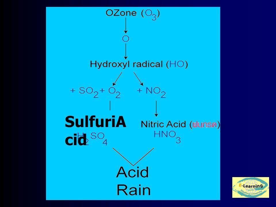 SulfuriA cid