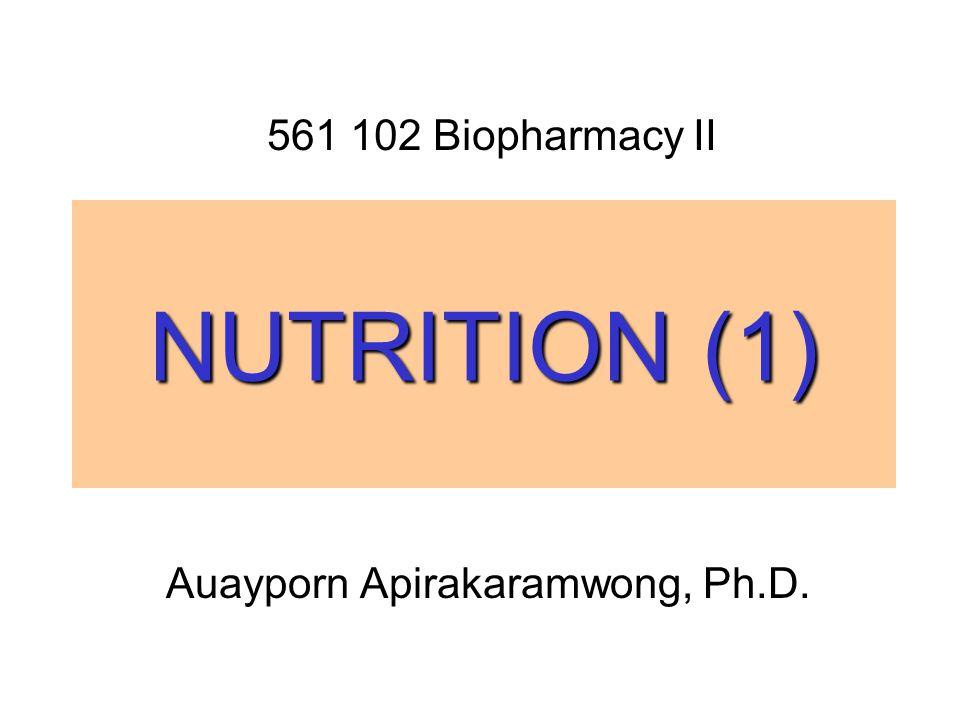 Nitrogen balance Intake = output positive negative equilibrium RDA for protein (adult) : 0.8 g/kg BW or 58 g (male), 46 g (female) Thai RDA : 50 g
