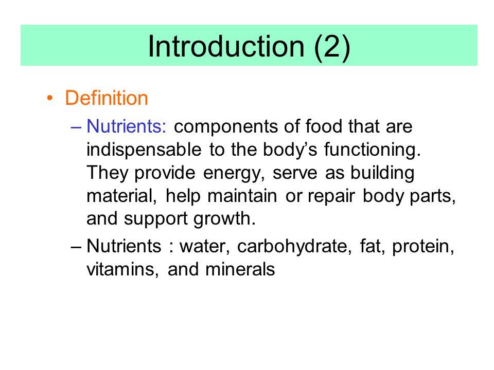 ข้อมูลที่บังคับ คือข้อมูลสารอาหารที่มีความสำคัญ หลักสำหรับคนไทย ได้แก่ ปริมาณพลังงานทั้งหมด และปริมาณพลังงานที่ได้จาก ไขมัน คาร์โบไฮเดรต ไขมัน โปรตีน ซึ่งเป็นสารอาหารที่ให้ พลังงาน วิตามิน เกลือแร่ โดยเฉพาะที่สำคัญสำหรับภาวะ โภชนาการของคนไทยปัจจุบัน คือ วิตามินเอ วิตามินบี 1 วิตามินบี 2 แคลเซียม เหล็ก สารอาหารที่ต้องระวังไม่ให้กินมากเกินไป ได้แก่ โคเลสเตอรอล โซเดียม ไขมันอิ่มตัว และน้ำตาล สารอาหารที่เป็นประโยชน์ต่อระบบทางเดินอาหาร ได้แก่ ใยอาหาร นอกจากนั้น ยังบังคับเพิ่มเติมในกรณีต่อไปนี้ด้วย คือ สารอาหารที่มีการเติมลงในอาหาร (Fortification/Nutrification) สารอาหารที่มีการกล่าวอ้าง เช่น หากระบุว่า มี ไอโอดีน ไอโอดีนก็จะกลายเป็นสารอาหารที่บังคับให้ แสดงในกรอบข้อมูลโภชนาการด้วย