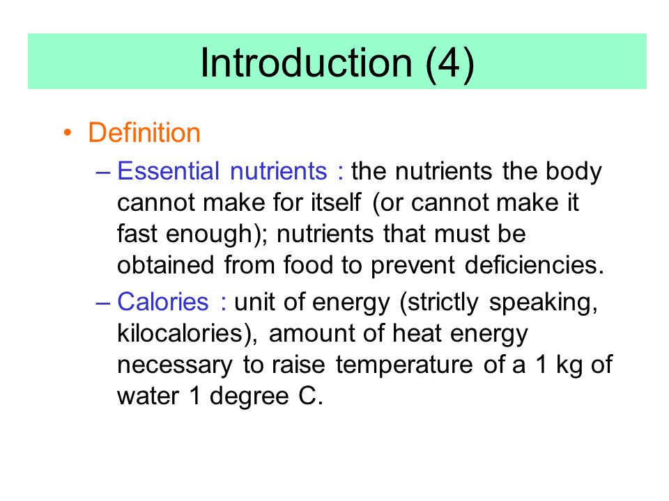Dietary references for macronutrients considered energy- producing sources, including fat, saturated fat, cholesterol, carbohydrate (including fiber), protein, sodium, and potassium.