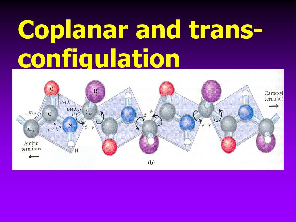 Configuration VS Conformation Configuration = ความสัมพันธ์ระหว่างอะตอม ในโมเลกุลที่สร้าง / ทำลายด้วย covalent bond Conformation = ความสัมพันธ์ของทุกอะตอม ในโมเลกุลกับสิ่งรอบ ๆ ใน 3 มิติ ที่สร้าง / ทำลายด้วย non- covalent bonds