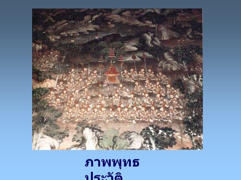 ภาพพุทธ ประวัติ