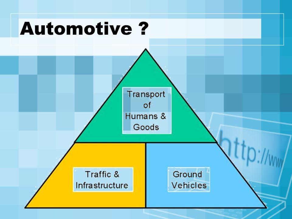 Automotive ?