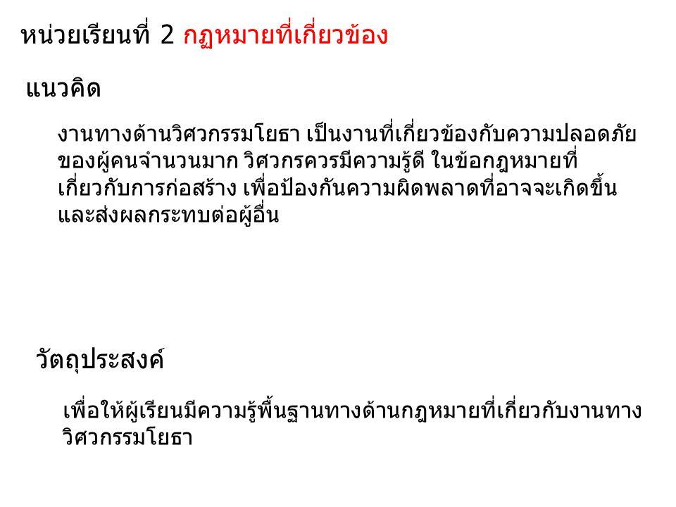 กฎหมายไทย ประเทศไทย มีกฎหมายแบบลายลักษณ์อักษร ซึ่งประกอบด้วย กฎหมายหลายระดับด้วยกัน เช่น รัฐธรรมนูญ พระราชบัญญัติ ประมวลกฎหมาย พระราชกำหนด พระ ราชกฤษฎีกา กฎกระทรวง ข้อบัญญัติจังหวัด เทศบัญญัติ ข้อบังคับ ตำบล ข้อบัญญัติ กทม ประกาศคณะปฏิวัติ ฯลฯ หลักการสำคัญอย่างหนึ่งของกฎหมายคือ ศักดิ์ของกฎหมาย นั่นคือ เนื่องจากกฎหมายในประเทศไทยมีจำนวนมาก เกี่ยวพันกับผู้คนใน หลากหลายสาขาอาชีพ จึงมีโอกาสสูงที่กฎหมายสองฉบับอาจมี เนื้อความขัดกันเอง ในกรณีนี้ ให้ถือตามกฎหมายที่มีศักดิ์สูงกว่า ในหัวข้อนี้จะอธิบายศักดิ์ของกฎหมายต่างๆ ให้ทราบพอสังเขป ดังนี้