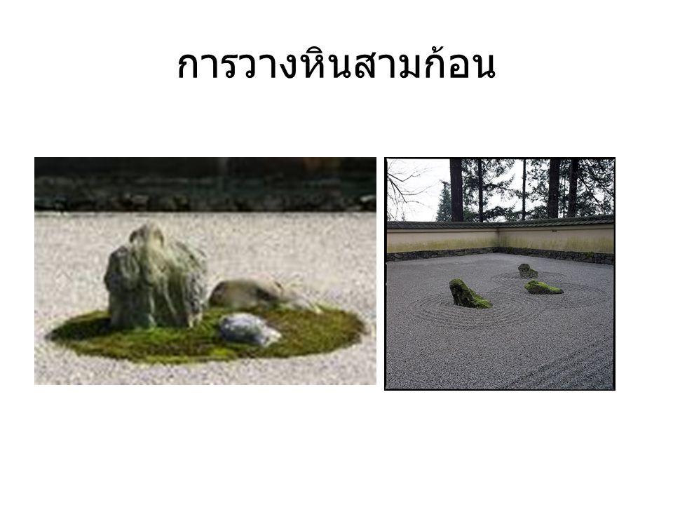 การวางหินสามก้อน