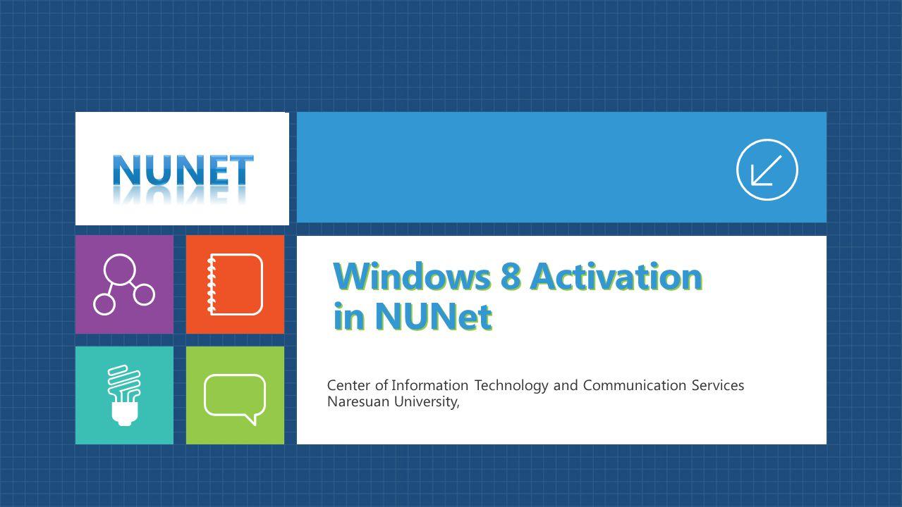 Windows 8 : Activation ทำไมต้อง Activate.
