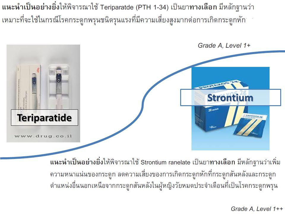 Strontium Teriparatide