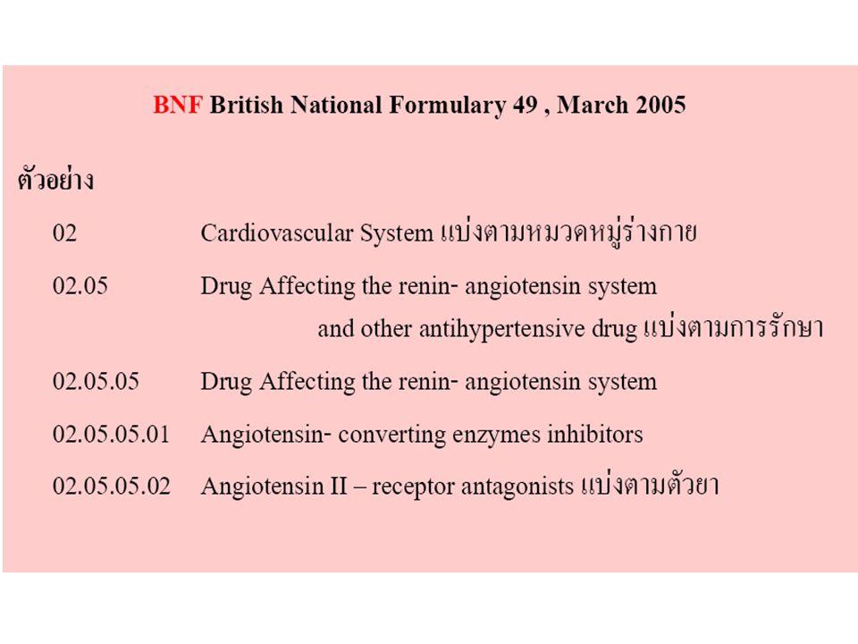 19 ตัวอย่างรหัสมาตรฐานยา 24 หลัก PARACETAMOL 500 mg TABLET องค์การเภสัช กรรม 1 0075200000 44931 203 81506 ประเภท ยาเดี่ยว ชื่อยา พาราเซตา มอล ความแรง 500 mg รูปแบบ ยาเม็ด รับประท าน เจ้าของ ผลิตภัณฑ์ องค์การเภสัช กรรม