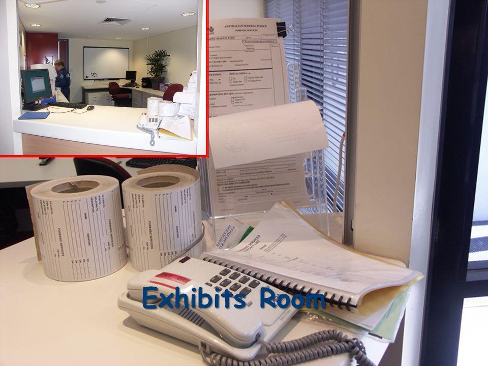 Exhibits Room