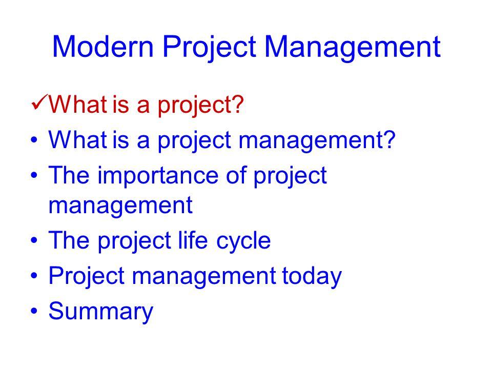 โครงการ (Project) หมายถึง - ข้อเสนอที่จะดำเนินงานในเรื่องใดเรื่อง หนึ่งให้สำเร็จ โดยมีการตระเตรียม และวางแผนงานไว้ล่วงหน้า - เป็นการจัดการ เพื่อให้ได้ผลลัพธ์ใน เรื่องหนึ่ง ในระยะเวลาใดเวลาหนึ่ง เช่น งานด้านวิจัยเรื่องหนึ่ง, การก่อสร้างถนน, การ ก่อสร้างเขื่อน, การฝึกอบรม ความหมาย