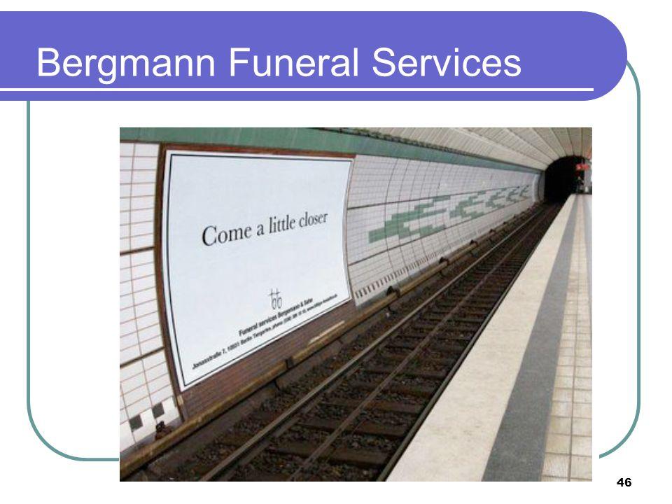 46 Bergmann Funeral Services