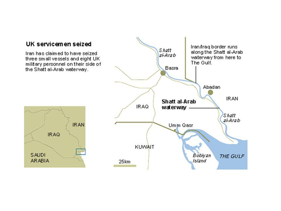 อิรักเผาบ่อน้ำมันในคูเวตหลายร้อยบ่อ ก่อนที่จะล่าถอย ทำให้ต้องใช้เวลาเกือบปีจึงจะดับไฟ ได้หมด อิรักยังปล่อยน้ำมันลงสู่อ่าวเปอร์เซีย จำนวนมหาศาลอีก