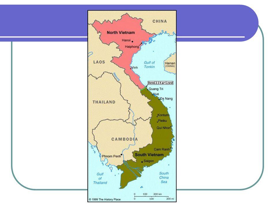 ความเป็นมา 1941 ได้เกิดขบวนการเวียด มินห์เพื่อขับไล่ฝรั่งเศส โดยมี ผู้ที่มีสมญาว่า โฮจิมินห์ เป็น ผู้นำ หลังสงครามโลกครั้งที่ 2 เวียดมินห์ยึดเดียนเบียนฟูได้ ฝรั่งเศสกับเวียดนามก็ได้ทำ สัญญาสงบศึกที่กรุงเจนีวา เมื่อปี 1954 เรียกว่า อนุสัญญาเจนีวา