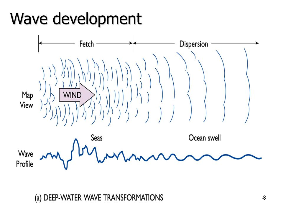 48 Wave development