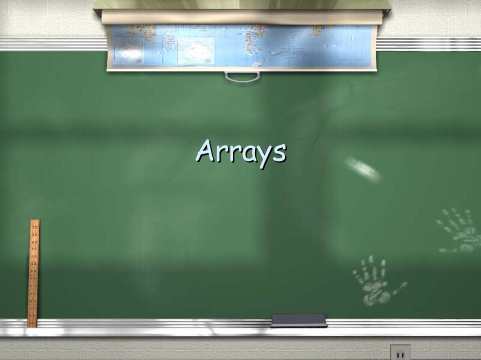 / array หรือแถวลำดับ คือโครงสร้างข้อมูลที่ สามารถเก็บข้อมูลชนิดเดียวกัน เป็นกลุ่มหรือ ชุดที่เรียงต่อกันเป็นแถว / array จะมีโครงสร้างเป็นแบบเชิงเส้น (Linear) ดังนั้น เราสามารถระบุค่าถัดไปหรือ ก่อนหน้าของแต่ละค่าใน array ได้ / array หรือแถวลำดับ คือโครงสร้างข้อมูลที่ สามารถเก็บข้อมูลชนิดเดียวกัน เป็นกลุ่มหรือ ชุดที่เรียงต่อกันเป็นแถว / array จะมีโครงสร้างเป็นแบบเชิงเส้น (Linear) ดังนั้น เราสามารถระบุค่าถัดไปหรือ ก่อนหน้าของแต่ละค่าใน array ได้