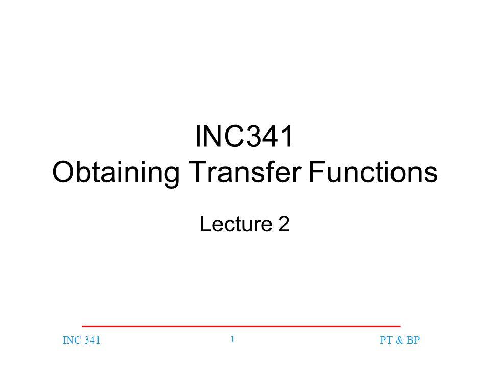 INC 341 22 PT & BP Applying Kirchoff's voltage law