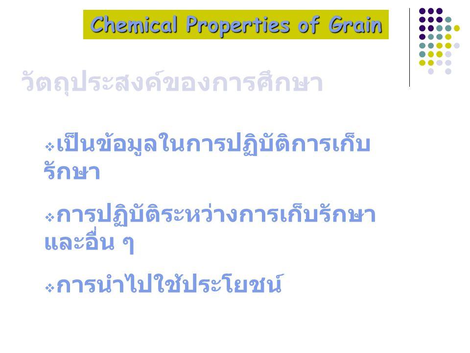 องค์ประกอบทางเคมี 6.Tannin 7. Plant growth regulator 8.