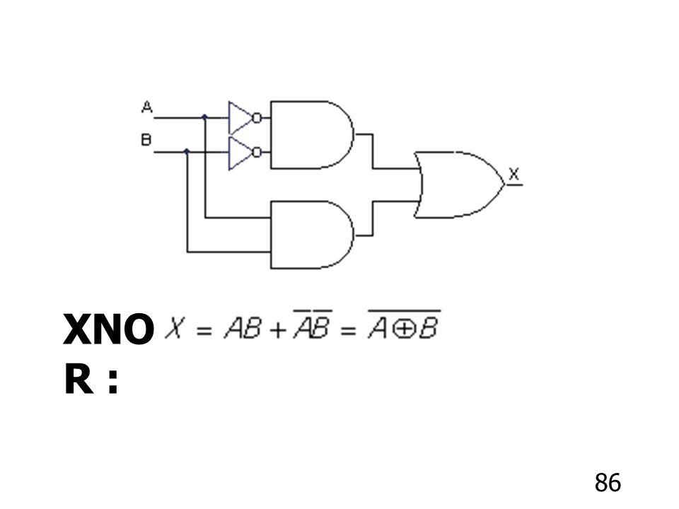 86 XNO R :