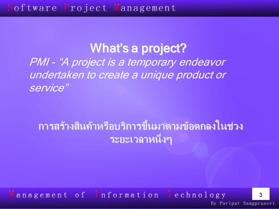 4 Software Project Management
